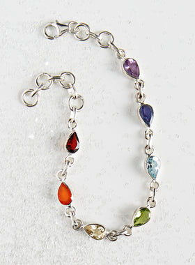 Chasing Rainbows Bracelet
