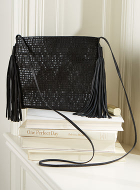 Marrakesh Atelier Tassel Bag