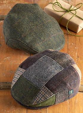 Woodlands Irish Tweed Caps