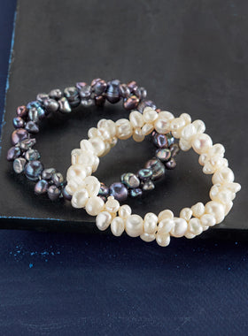 Dragon Pearl Bracelets - Set of 2