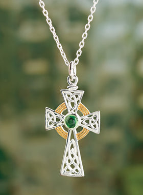 Celtic Crossroads Necklace