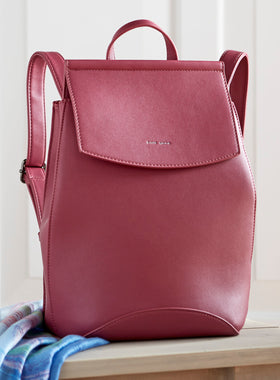 Criss-Crossbody Convertible Backpack