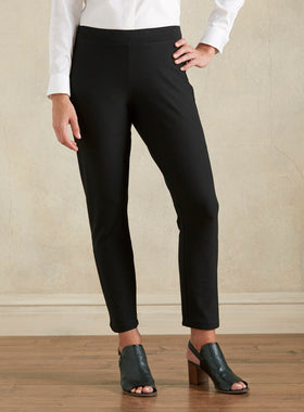 Everywear Slim Stretch Crop Pants