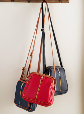 Bell'Italia Leather Travel Bags