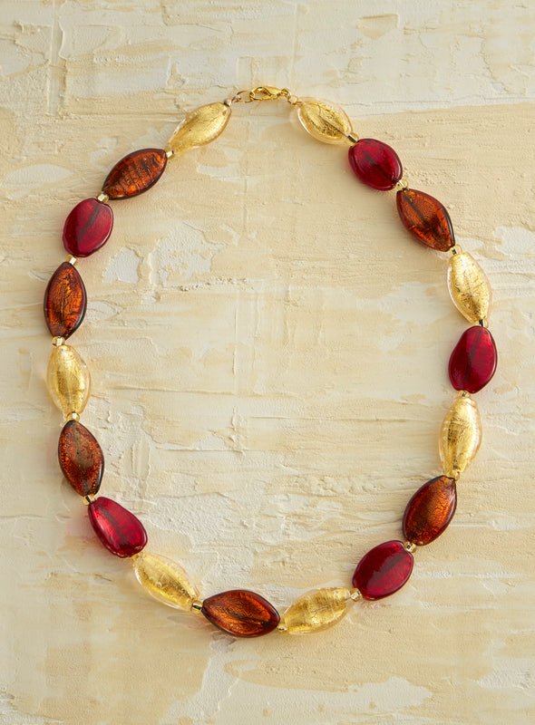 Venetian Sunset Necklace