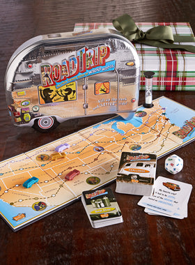 Road Trip Board Game