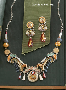 Mixed Media Mosaic Jewelry