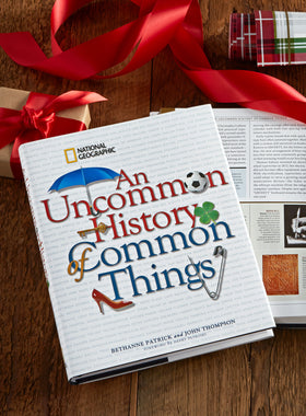 An Uncommon History of Common Things Book
