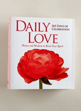 Daily Love: 365 Days of Celebration Book