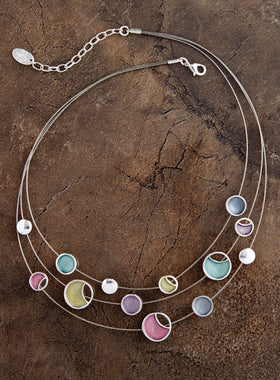 Celestial Eclipse Necklace