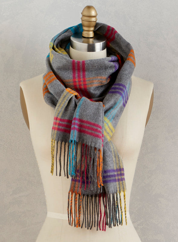 Winter Sunshine Scarf