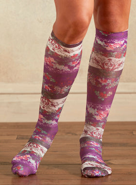 Not-Your-Average Compression Socks