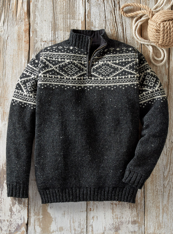 Nordic Needlework Sweater