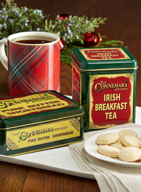 Irish Kitchen Tea and Cookie Tins