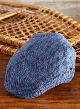 Dockside Irish Tweed Cap