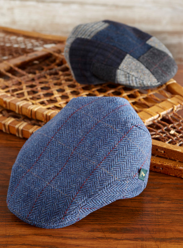 Dockside Irish Tweed Caps
