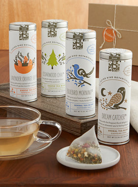 Tea Lovers Organic Blends Gift Box