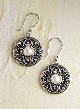 Mystic Moon Earrings