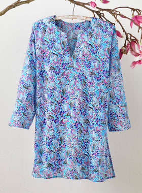 Feathered Fun Tunic