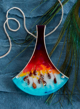 Chilean Summer Pendant