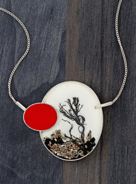 Submerged Forest Necklace