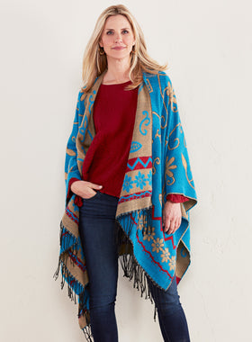 Gila River Reversible Wrap