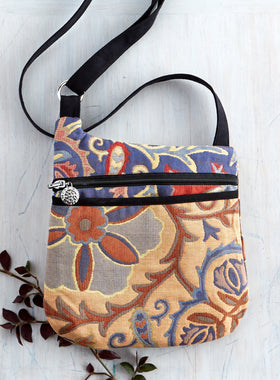 Reversible Tapestry Bag