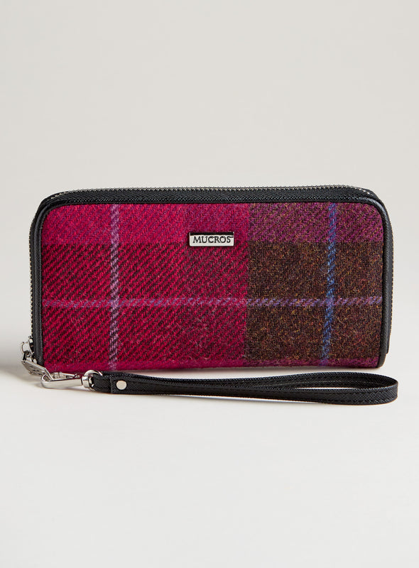 Dubliner Tweed Wallet