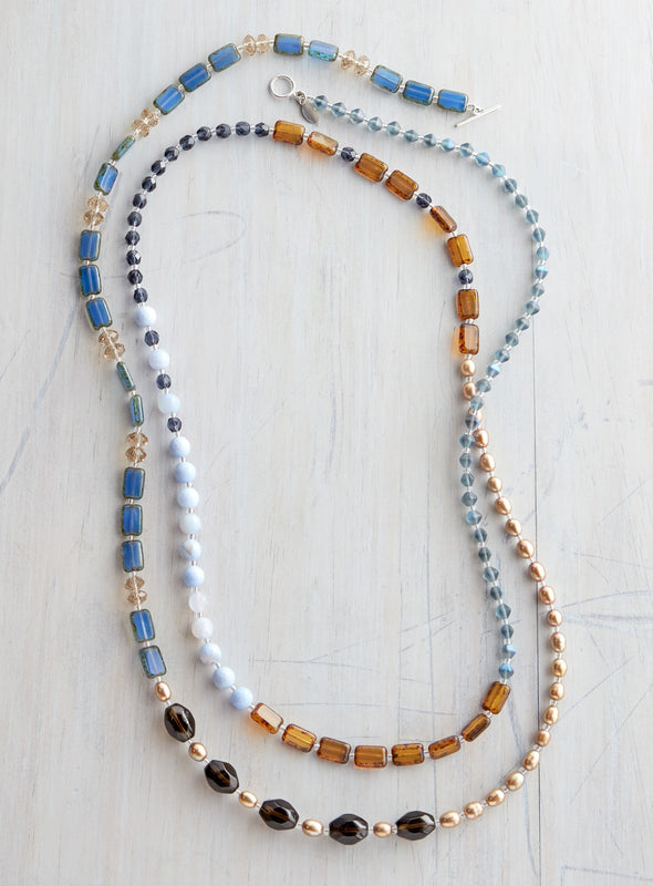 Cultured Creativity Necklace