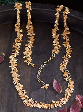 Versatile Verdure Necklace