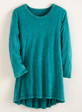 Peaceful Interlude Tunic Top