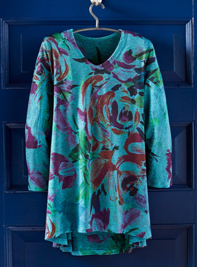 Floral Energy Tunic