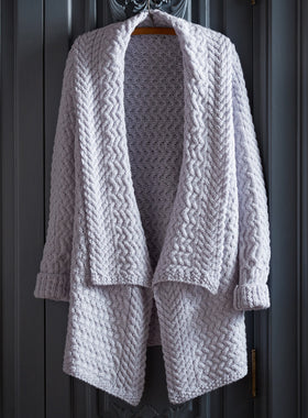 Glenevin Waterfall Cardigan