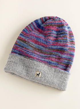Winter Warmer Reversible Beanie