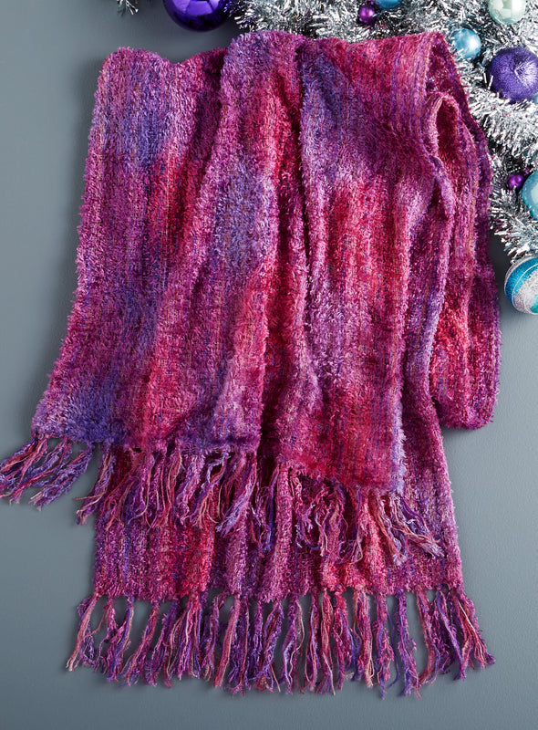 Pink Skies at Night Scarf