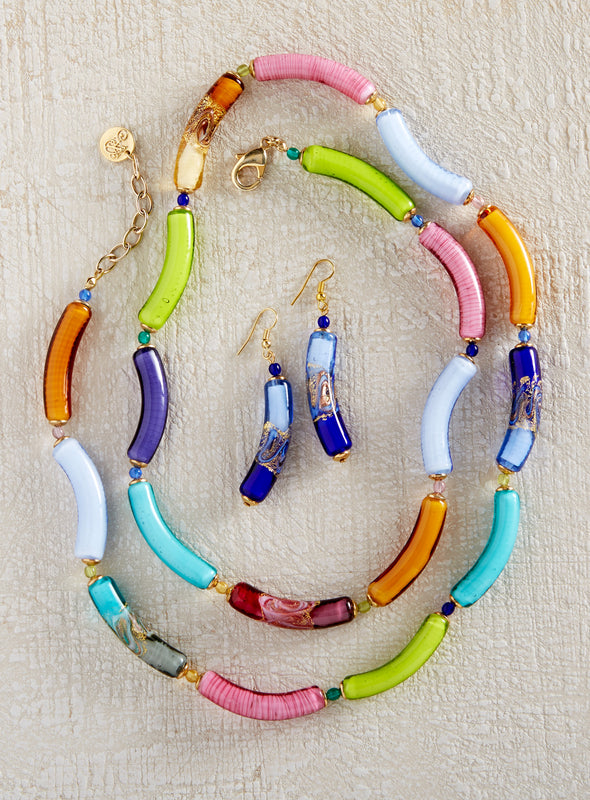 Zuccherata Art Glass Jewelry