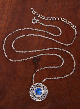Celtic Brilliance Necklace