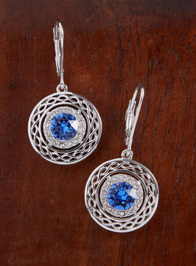 Celtic Brilliance Earrings