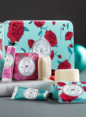 French Soap and Hand Cream Gift Set