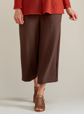Wide Leg Wave Pants