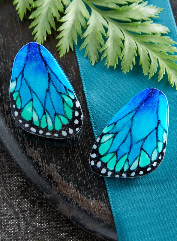 Wing and a Prayer Earrings