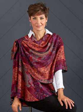 Hands-free Reversible Wrap