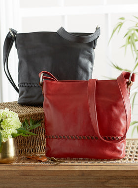 Elevate Everyday Leather Bag
