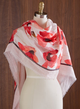 At First Blush Scarf