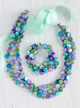 Magnet for Compliments Jewelry - Cool Colors