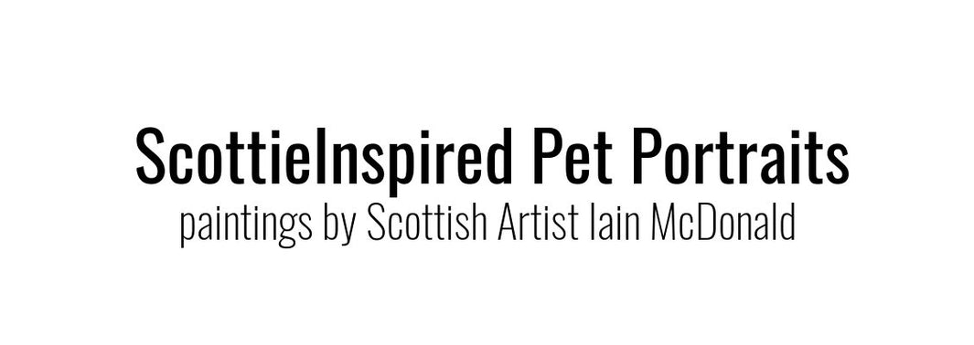 Pet Portraits by Iain McDonald