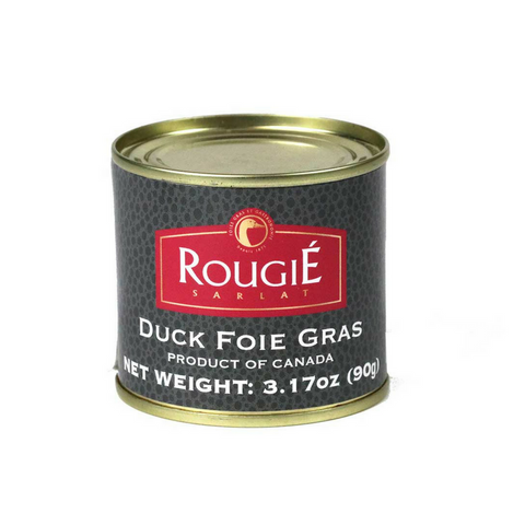 Duck Foie Gras by Rougie 3.17 oz Best Price-Rougie-Le Tablier Bleu | Online French Supermaket