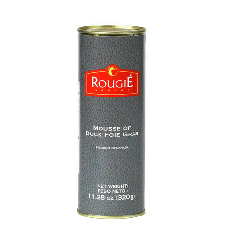 Mousse of Duck Foie Gras by Rougie 11.28 oz-Rougie-Le Tablier Bleu | Online French Supermaket