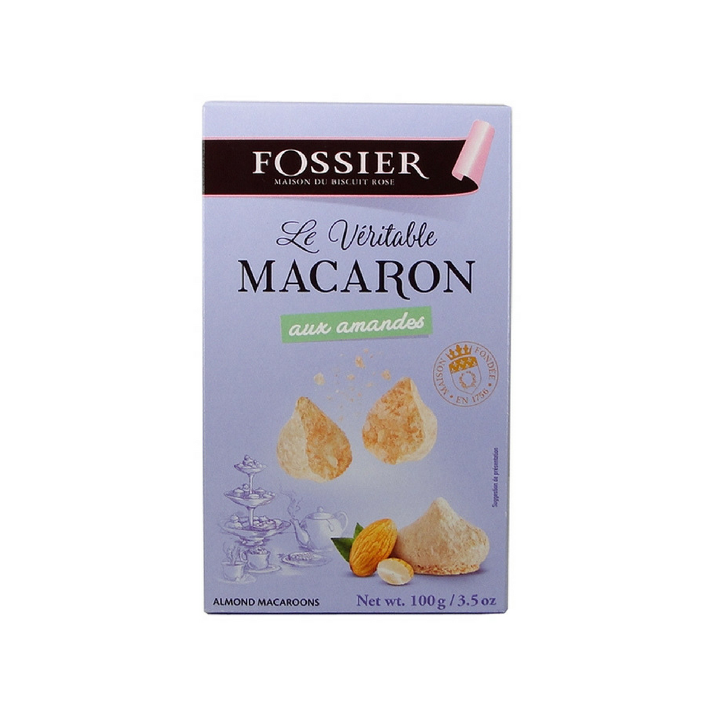 French Macaron by Fossier 3.5 oz-Fossier-Le Tablier Bleu | Online French Supermaket