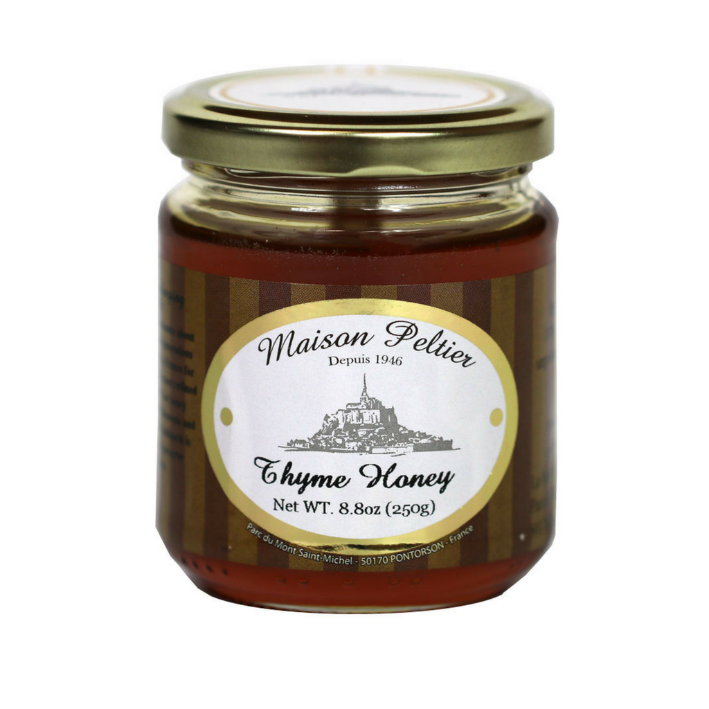 Maison Peltier French Thyme Honey 8.8 oz-Maison Peltier-Le Tablier Bleu | Online French Supermaket